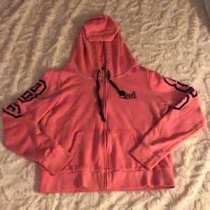 Victoria's Secret PINK Zip-up Hoodie